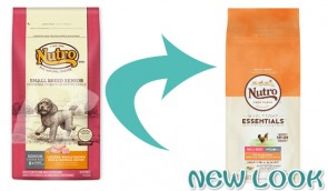 5lbs NUTRO™ Natural Choice 小型高齡犬-雞肉及全糙米