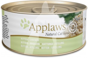 (1001) 70g Applaws Kitten Tin - Chicken 幼貓罐頭 - 雞胸