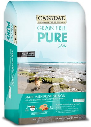 (1340) 24lb Canidae Dog Pure -  GF Salmon 三文魚無穀物
