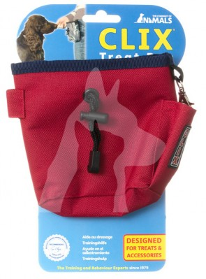 (CBR) Clix Treat Bag 訓練袋( 紅色 )