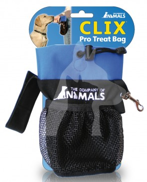 (CPB) Clix Pro-Train Treat Bag 訓練袋(藍色)