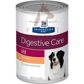 (7008) 13oz x 12can Hill's Prescription Diet - i/d Digestive Care Canine Canned Food