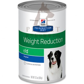(7014) 12.3oz x 12  Hill's Prescription Diet - r/d Weight Reduction Canine Canned Food