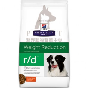 (10078HG) 1.5kg Hill's Prescription Diet - r/d Weight Reduction Canine Dry Food