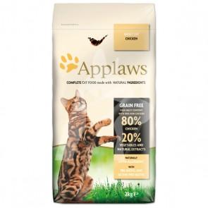 (4022) 2kg Applaws Cat - Chicken  無穀物雞肉配方成貓乾糧