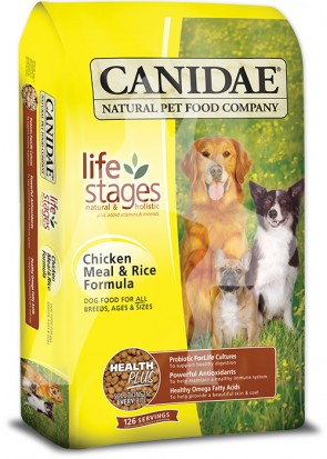 (1105) 5lb Canidae Dog Life stages  -  鮮雞肉紅米配方