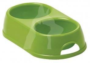 (H122) 餵食孖碗 - 圓型 Moderna Double Eco Bowls