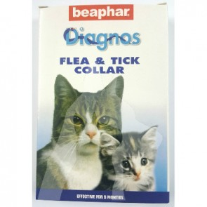 (12286) Beaphar Flea & Tick Collar For Cat & Kittens 貓蜱蝨帶