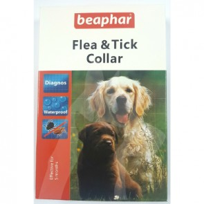 (12285) Beaphar Flea & Tick Collar For Dogs & Puppies 狗蜱蝨帶
