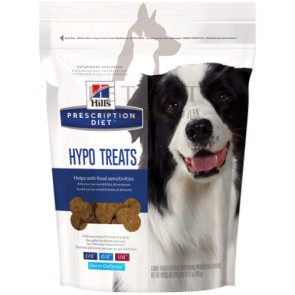 (10900@) 12oz Hill's Prescription Diet -   Hypo Canine Treats