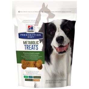 (10899@) 12oz Hill's Prescription Diet - Metabolic Canine Treats