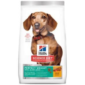 (3821) 4lb Hill's®  完美體態配方- 小型成犬乾糧