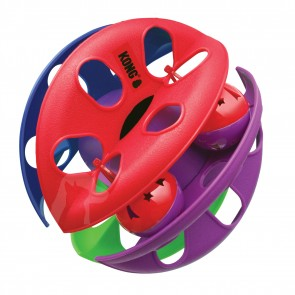 (CA416) Kong Criss Cross Rolling 貓玩具