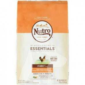 15lbs NUTRO™ Natural Choice 成犬 - 雞肉及全糙米