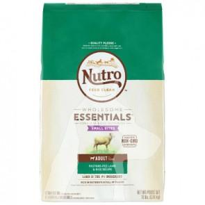 15lbs NUTRO™ Natural Choice 成犬 (細粒 ) - 羊肉及全糙米