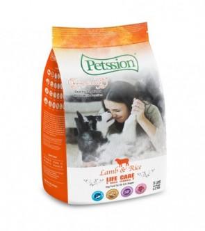40lbs PETSSION LIFE CARE 比心羊肉糙米配方