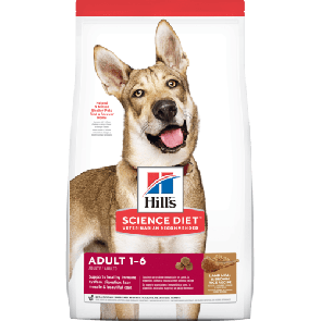 (1114@) 3kg Hill's 羊飯配方(標準粒)- 成犬乾糧