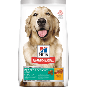 (2972) 4lb Hill's®  完美體態配方- 成犬乾糧
