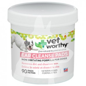 (41073) 90ct Vet Worthy Dog Ear Cleaning Pads (狗用)潔耳墊