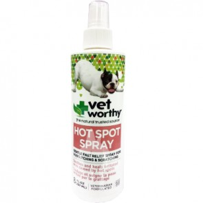 (41004) 8oz Vet Worthy Dog Hot Spot Spray (狗用)舒緩瘙癢噴霧
