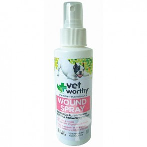(41002) 4oz Vet Worthy Dog Wound Spray (狗用)修復傷口噴霧