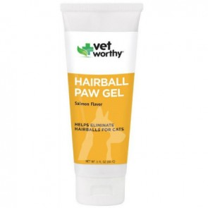 (0049) 3oz Vet Worthy Cat Hairball Paw Gel Aid (貓用)美毛化毛膏