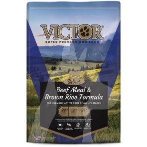 (2138) 5lb Victor Beef & Brown Rice 全犬期原味乾糧