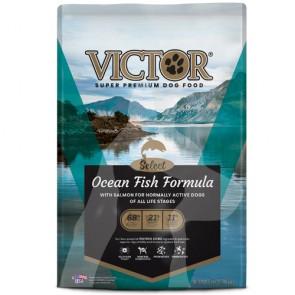 (2121) 5lb Victor Ocean Fish 海魚配方防敏美毛乾糧