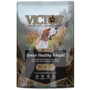 (5153) 15lb Victor Senior/Healthy Weight 年老犬 / 健康體重控制乾糧